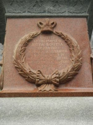 Boer War Monument Marker image. Click for full size.