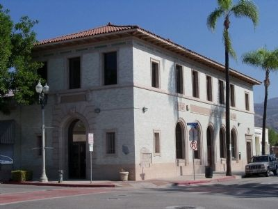 Fillmore State Bank Building image. Click for full size.