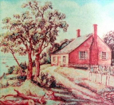 George Washington&#39;s Birthplace <br> Wakefield, Virginia image. Click for full size.
