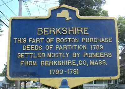 Berkshire Marker image. Click for full size.
