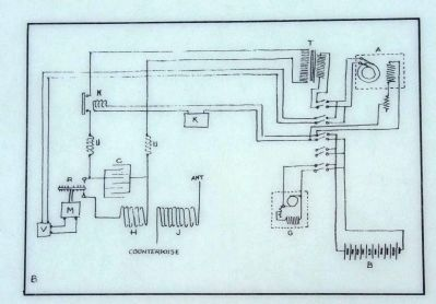 Transmitter schematic diagram image. Click for full size.