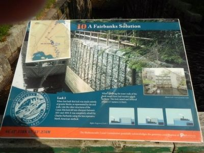 The Fairbanks Solution Marker image. Click for full size.