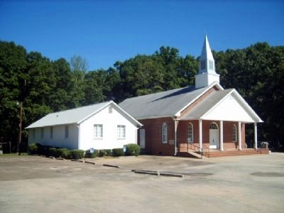 Falling Creek Baptist Church image. Click for full size.
