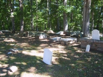Falling Creek Baptist Church Cemetery image. Click for full size.