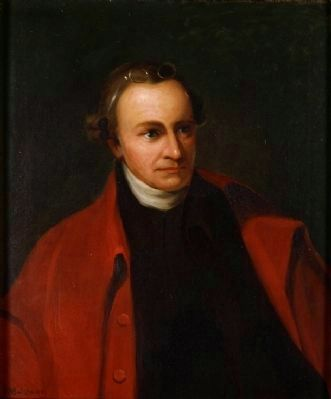 Patrick Henry<br>(1736&#8211;1799) image. Click for full size.