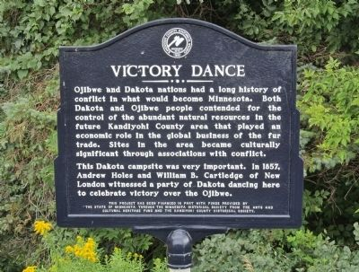Victory Dance Marker image. Click for full size.