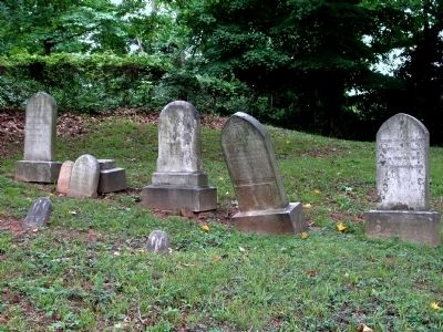 Cemetery of the Bethesda Presbyterian Church image. Click for full size.