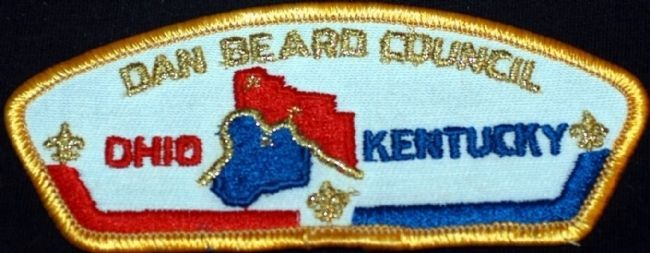 Shoulder Patch image. Click for full size.