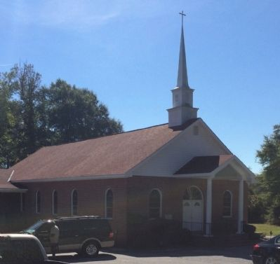 Macedonia Missionary Baptist Church image. Click for full size.