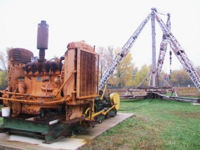 Quarry Derrick Components image. Click for full size.