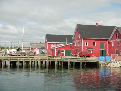 Lunenburg's Waterfront image. Click for full size.