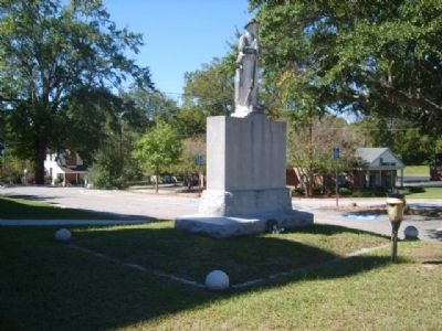 Oglethorpe County Confederate Monument Marker image. Click for full size.