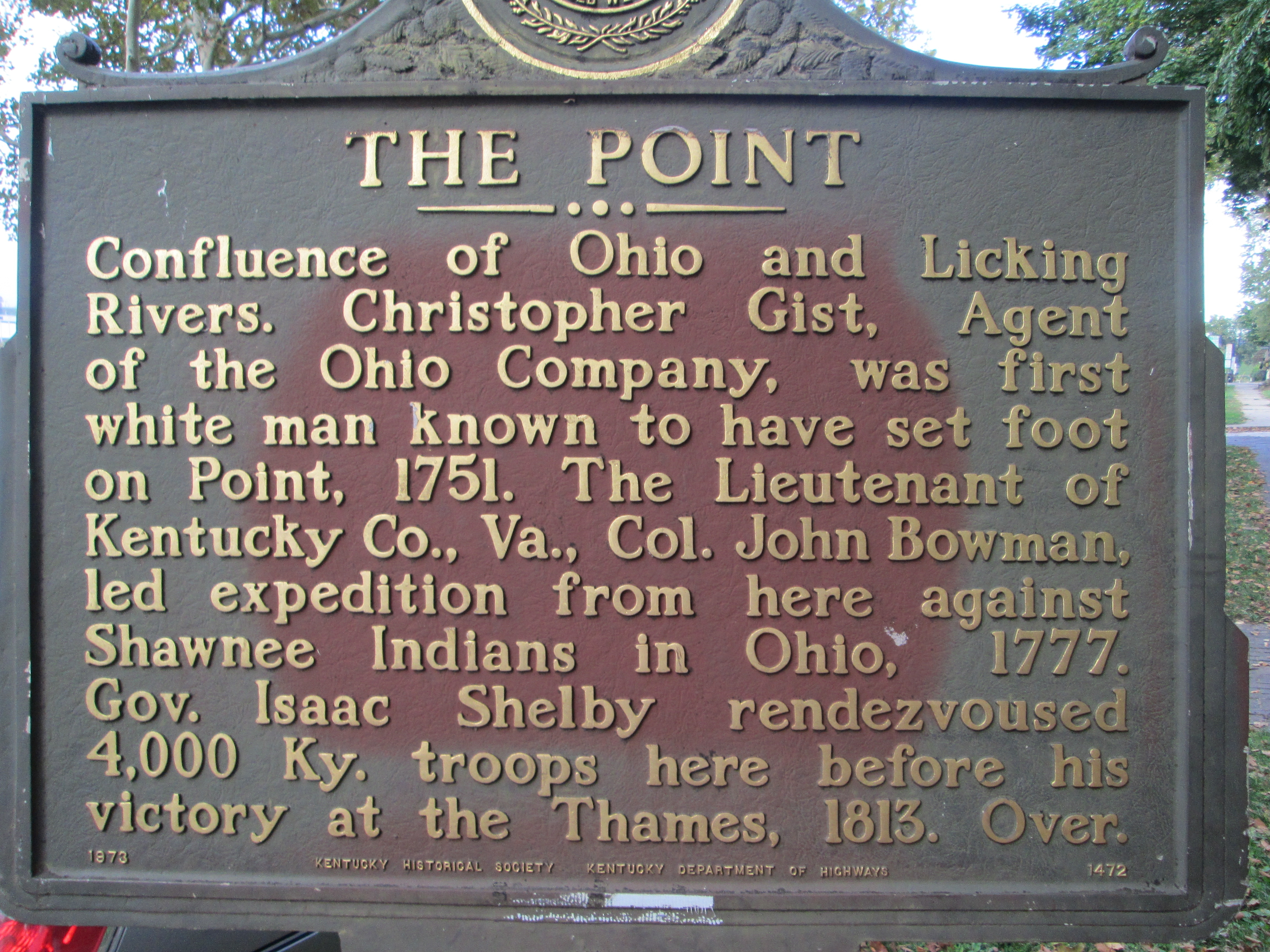 The Point Marker