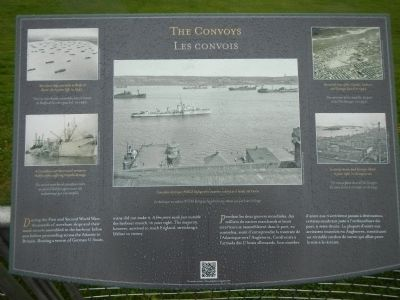 The Convoys / Les Convois Marker image. Click for full size.