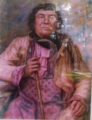 Chief Shabbona image. Click for full size.