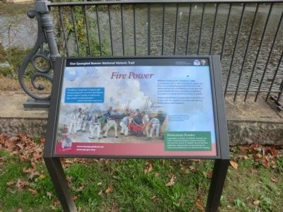 Fire Power Marker image. Click for full size.