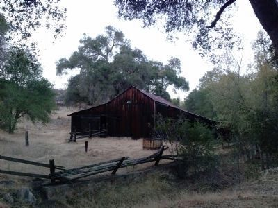 Old Daley Ranch House Barn image. Click for full size.