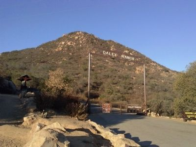 Daley Ranch Entrance image. Click for full size.