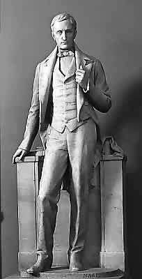 Statue of Crawford W Long<br>In the National Statuary Hall Collection image. Click for full size.