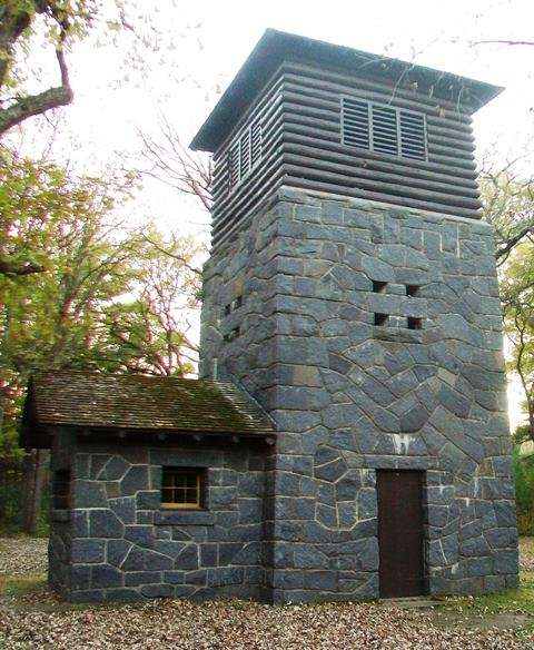 WPA Water Tower