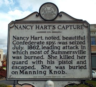 Nancy Hart's Capture Marker image. Click for full size.
