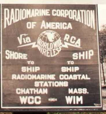 Chatham Radio/WCC - RCA image. Click for full size.