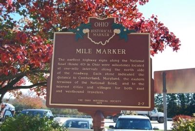 Mile Marker Marker image. Click for full size.