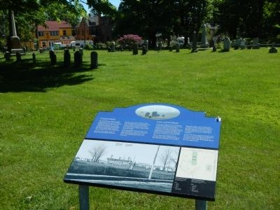 Cemeteries Marker image. Click for full size.
