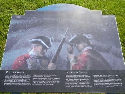 Duvivier Attack Marker image. Click for full size.