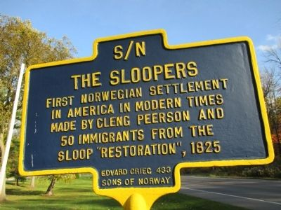 The Sloopers Marker image. Click for full size.