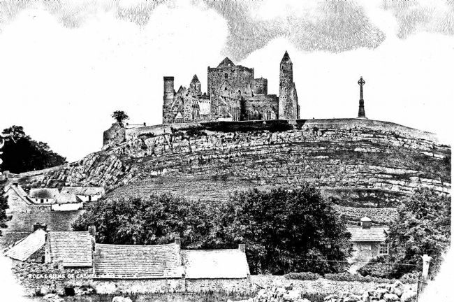 Rock of Cashel image. Click for full size.