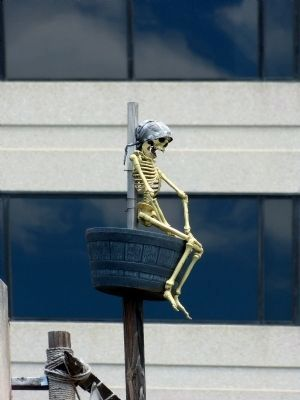 Pirate Skeleton image. Click for full size.