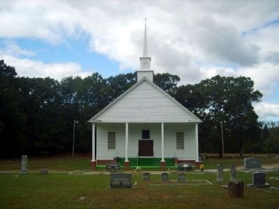 Stinchcomb Methodist Church image. Click for full size.