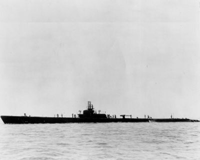 USS Scorpion (SS-278) image. Click for full size.