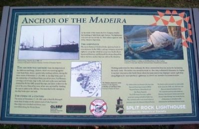 Anchor of the <i>Madeira</i> Marker image. Click for full size.