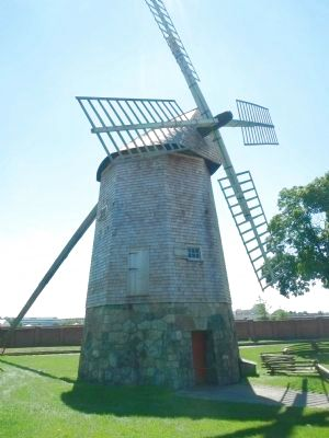 Farris Windmill image. Click for full size.