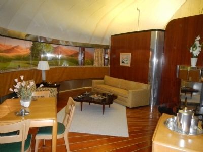 Dymaxion House image. Click for full size.