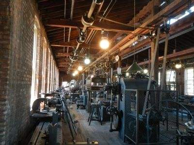 Armington & Sims Machine Shop image. Click for full size.