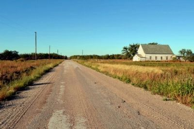 View to North Along County Road 107 image. Click for full size.