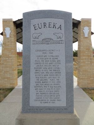 Eureka Marker image. Click for full size.