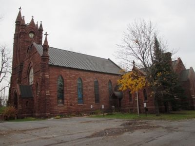 Trinity Episcopal Church - West Side image. Click for full size.