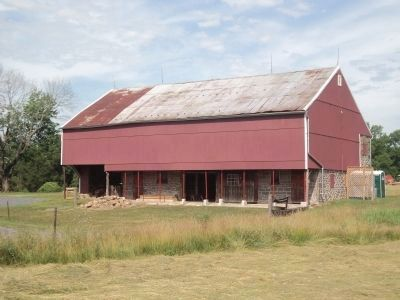 George Spangler Barn image. Click for full size.