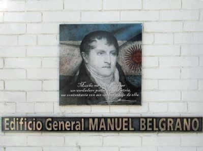 General Belgrano House image. Click for full size.