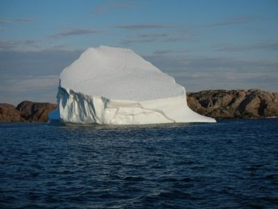 Iceberg image. Click for full size.