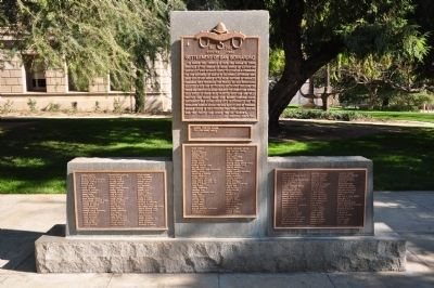 Settlement of San Bernardino Marker image. Click for full size.