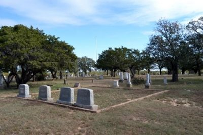 Belle Plaine Cemetery image. Click for full size.