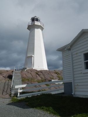Cape Spear Lighthouse image. Click for full size.