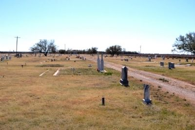 New Hope Cemetery image. Click for full size.
