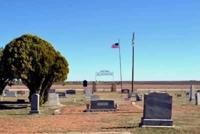 Spring Creek Cemetery image. Click for full size.