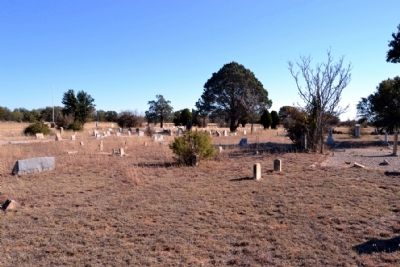 Lueders Cemetery image. Click for full size.